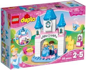 Lego Cinderella�s Magical Castle