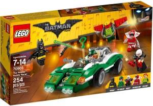 Lego The Riddler Riddle Racer