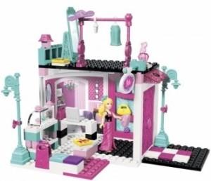 Mega Bloks Build n Style - Fashion Boutique
