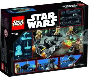 Lego Resistance Trooper Battle Pack