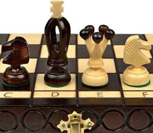Sunrise Handicrafts King S European International Chess Set 142