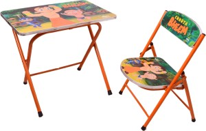 f6c4c1995 Tabu Chhota Bheem Study Table With Chair Board Game Best Price in India