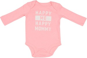 cd90f55b071f Carter s Baby Girls Orange Bodysuit Best Price in India