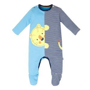 8b60db98d564 FS MINI KLUB Baby Boys Multicolor Sleepsuit Best Price in India