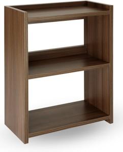 Debono Blossom 045 Engineered Wood Open Book Shelf