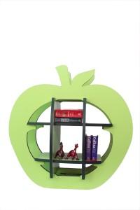 GR8 BUNCH Engineered Wood Open Book Shelf