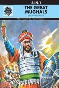 The Great Mughals (5 in 1) price comparison at Flipkart, Amazon, Crossword, Uread, Bookadda, Landmark, Homeshop18