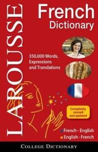 Larousse College Dictionary French-English/English-French price comparison at Flipkart, Amazon, Crossword, Uread, Bookadda, Landmark, Homeshop18