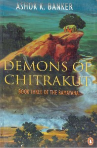 Demons of Chitrakut : Book Three of the Ramayana price comparison at Flipkart, Amazon, Crossword, Uread, Bookadda, Landmark, Homeshop18