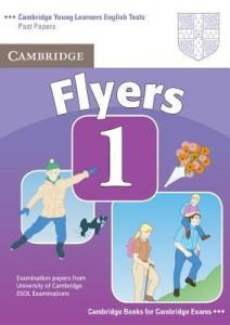 Cambridge Young Learners English Tests Flyers 1 Student's Book 2nd Edition price comparison at Flipkart, Amazon, Crossword, Uread, Bookadda, Landmark, Homeshop18