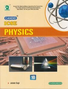 CANDID ICSE Physics (Class - 10) 01 Edition price comparison at Flipkart, Amazon, Crossword, Uread, Bookadda, Landmark, Homeshop18