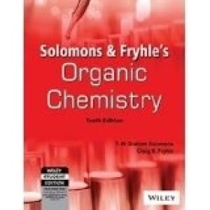 Organic Chemistry 10th Edition price comparison at Flipkart, Amazon, Crossword, Uread, Bookadda, Landmark, Homeshop18