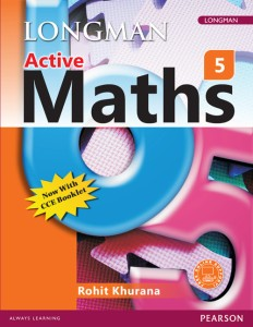 Longman Active Maths 5 price comparison at Flipkart, Amazon, Crossword, Uread, Bookadda, Landmark, Homeshop18