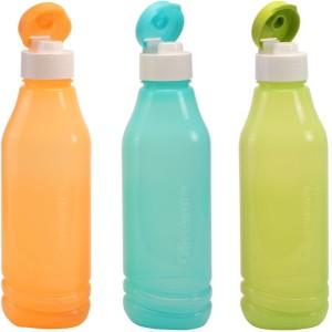 Oliveware Triangular Fliptop 1000 ml Bottle