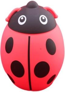 GeekGoodies Ladybug Water Juice Thermos Storage Jar 310 ml Bottle