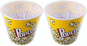 Toygully Plastic Disposable Bowl Set