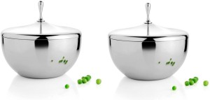 Caryn kitchen classic Steel Bowl Set