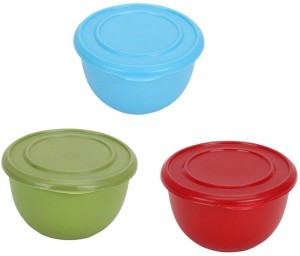Lavi kitchen classic Plastic, Steel Bowl Set