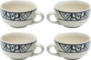 Elite Handicrafts Stoneware Ceramic Bowl Set