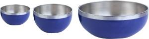 Caryn kitchen classic Steel Bowl Set