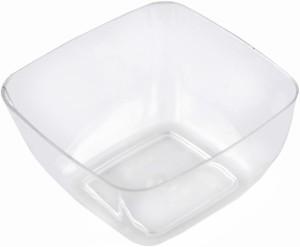 BuyersChowk 70 ml Square Bowl Plastic Disposable Bowl