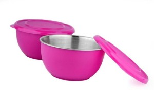 Caryn kitchen classic Plastic, Steel Disposable Bowl Set