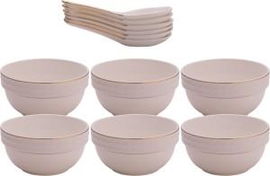 lemon tree Porcelain Bowl Set