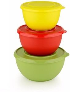 Caryn kitchen classic Plastic, Steel Bowl Set