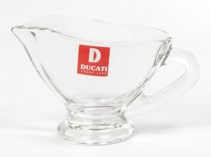 DUCATI Glass Bowl