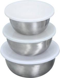 Sayee Steel Bowl Set