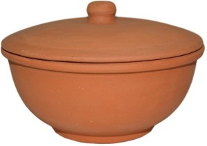 Mclay India Clay Serving Earthenware, Pottery Bowl
