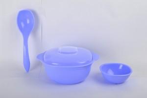 LIFE PLAST Plastic Bowl