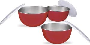 Pogo Stainless Steel Bowl Set