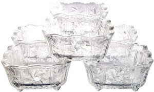 Toyo Sasaki Solar Dessert Glass Bowl Set