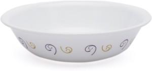 CORELLE India Impressions Violet Dance 6 Pcs Veg./Des. Bowl Glass Bowl Set