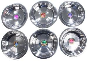 Royal Sapphire Steel Bowl Set