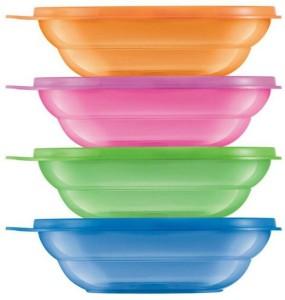 Tupperware Polypropylene Disposable Bowl Set