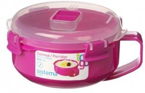 Sistema Oats Plastic Bowl