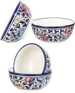 VarEesha Multicolored Ceramic Bowls Set Ceramic Bowl Set