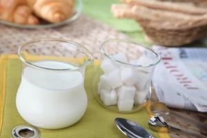 Vertis Milk & Sugar Borosilicate Glass Bowl Set