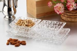 Texas Elements Capri Glass Bowl Set