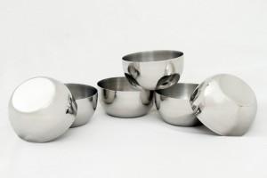 Kitchen Krafts Stainless Steel Bowl Set