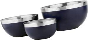 Winsky Multi Purpose Mixing Or Storage Stainless Steel Bowl Set