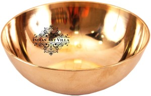 IndianArtVilla Kansa Utensils|Curved Katori Bronze Bowl