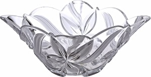 PRAX Designer Classic Crystal touch Glass Bowl