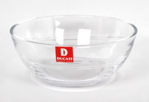 DUCATI SMALL DONGA Glass Bowl Set