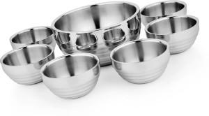 Jattin Enterprises Stainless Steel Bowl Set