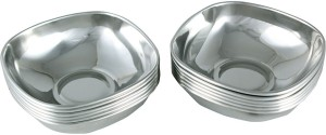 Arihant Set of 12 Stainless Steel Bowl