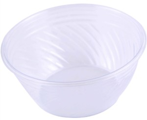BuyersChowk 130 ml Designer Plastic Disposable Bowl