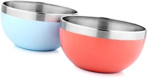 Winsky Best Homes Mixing Storage & Serving Stainless Steel Bowl Set